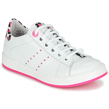 Scarpe Bambina Sneakers basse Little Mary LAURENE Bianco