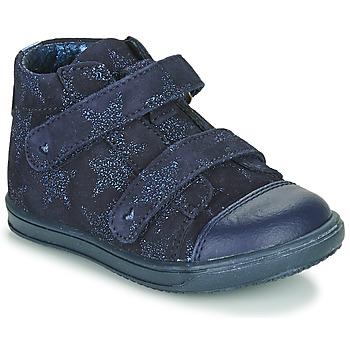 Scarpe Bambina Sneakers alte Little Mary ADELINE Marine