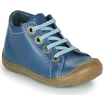 Scarpe Unisex bambino Sneakers alte Little Mary GOOD ! Blu