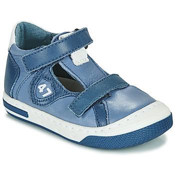 Scarpe Bambino Sneakers basse Little Mary LORENZO Blu