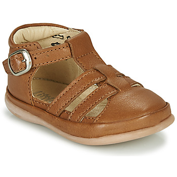 Scarpe Unisex bambino Sandali Little Mary LAIBA Marrone