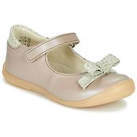 Scarpe Bambina Ballerine Little Mary LUDMILA Taupe