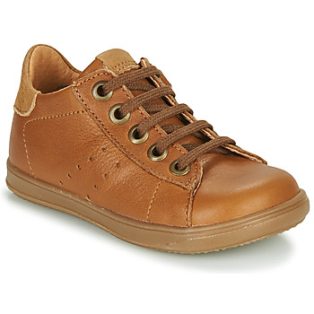 Scarpe Bambino Sneakers basse Little Mary DUSTIN Cognac