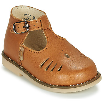 Scarpe Unisex bambino Sandali Little Mary SURPRISE Cognac