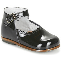 Scarpe Bambina Ballerine Little Mary VOCALISE Nero