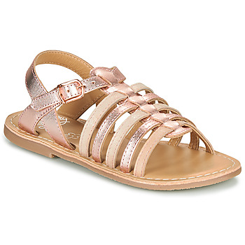 Scarpe Bambina Sandali Little Mary BARBADE Rosa