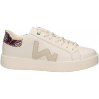 Scarpe Donna Sneakers basse Womsh CONCEPT white-snake-fuxia