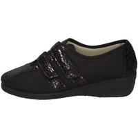 Scarpe Donna Pantofole Davema 7256 NERO