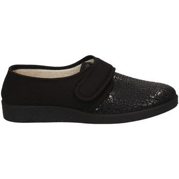 Scarpe Donna Pantofole Davema 393 D NERO
