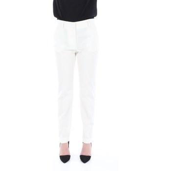 Abbigliamento Donna Pantaloni da completo Manuel Ritz Donna 2836PD002R-204026 Regular Donna Bianco Bianco