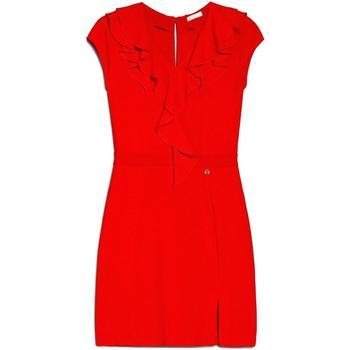 Abbigliamento Donna Abiti corti NeroGiardini ATRMPN-21152 Rosso