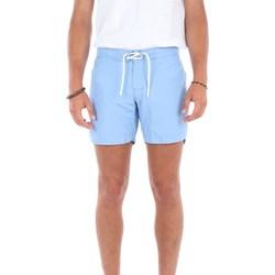 Abbigliamento Uomo Costume / Bermuda da spiaggia Sunstripes SUNSAND FISH Shorts Mare Uomo Avio Avio