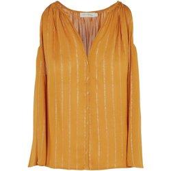 Abbigliamento Donna Top / Blusa See U Soon Scaricatore 20211125 - Donna giallo