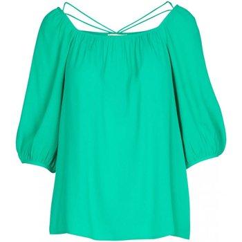 Abbigliamento Donna Top / Blusa See U Soon Top 20111195 - Donna verde