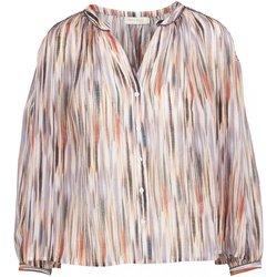 Abbigliamento Donna Top / Blusa See U Soon Blusa 20112073 porpora