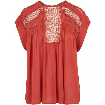 Abbigliamento Donna Top / Blusa See U Soon Top 20112148 - Donna arancione
