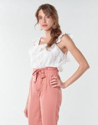 Abbigliamento Donna Top / Blusa Betty London OOPSA Bianco