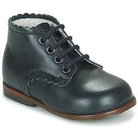 Scarpe Bambina Sneakers alte Little Mary VIVALDI Blu