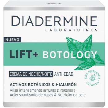 Bellezza Donna Antietà & Antirughe Diadermine Lift + Botology Crema Noche Anti-arrugas