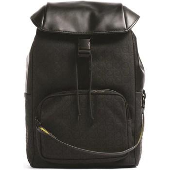 Borse Uomo Zaini Calvin Klein Accessories k50k505681 Zaini Uomo Nero Nero