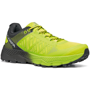 Scarpe Donna Running / Trail Scarpa Spin Ultra Acid Lime Black 33072-350-1W  GIALLO