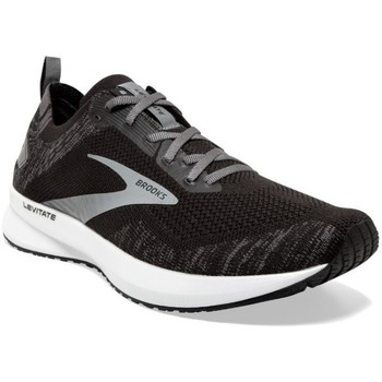 Scarpe Uomo Running / Trail Brooks Levitate 4 M Nero