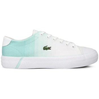 Scarpe Donna Sneakers basse Lacoste Gripshot 120 3 Cfa Bianco, Verde