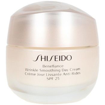 Bellezza Donna Antietà & Antirughe Shiseido Benefiance Wrinkle Smoothing Day Cream Spf25  50 ml