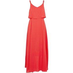 Abbigliamento Donna Abiti lunghi Molly Bracken Abiti T1202P20 - Donna arancione
