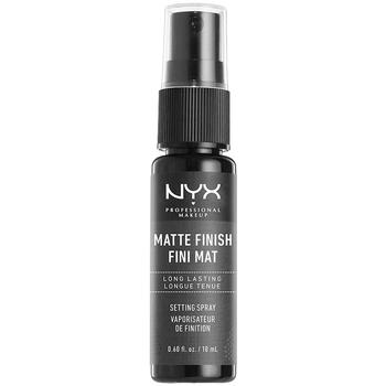 Bellezza Gel & Modellante per capelli Nyx Matte Finish Setting Spray Mini  18 ml