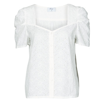 Abbigliamento Donna Top / Blusa Betty London OOPSO Bianco