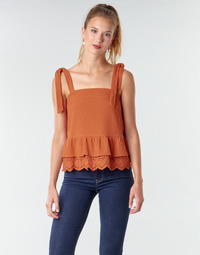 Abbigliamento Donna Top / Blusa Betty London OULINE Rouille