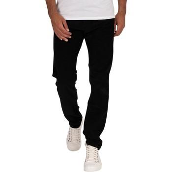 Abbigliamento Uomo Jeans dritti Lois Jeans in velluto a coste Sierra nero