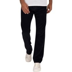 Abbigliamento Uomo Jeans dritti Lois Nuovi jeans Dallas Jumbo Cord blu