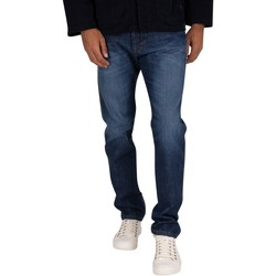 Abbigliamento Uomo Jeans slim Lois Jeans a terrazza blu