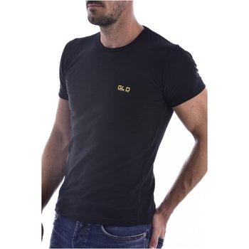 Abbigliamento Uomo T-shirt maniche corte Goldenim Paris maniche corte 2023 - Uomo nero