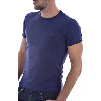 Abbigliamento Uomo T-shirt maniche corte Goldenim Paris maniche corte 2023 - Uomo blu