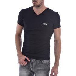 Abbigliamento Uomo T-shirt maniche corte Goldenim Paris maniche corte 2024 - Uomo nero