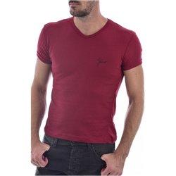 Abbigliamento Uomo T-shirt maniche corte Goldenim Paris maniche corte 2024 - Uomo rosso