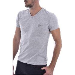 Abbigliamento Uomo T-shirt maniche corte Goldenim Paris maniche corte 2024 - Uomo grigio