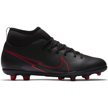 Scarpe Bambino Calcio Nike JR SUPERFLY 7 CLUB FG/MG AT8150 060 Nero