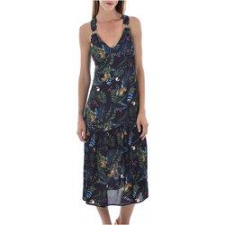 Abbigliamento Donna Abiti lunghi See U Soon Abiti 20121060B - Donna nero