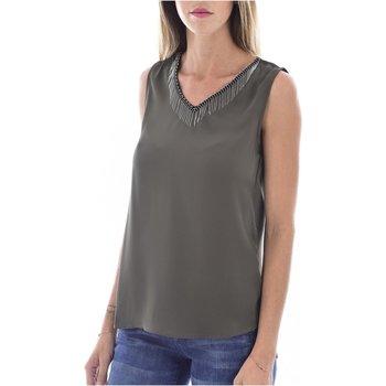 Abbigliamento Donna Top / Blusa Molly Bracken Scaricatore G663A19 - Donna verde