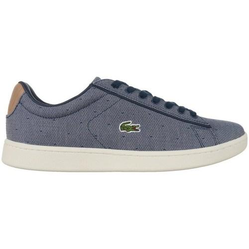 Scarpe Donna Sneakers basse Lacoste Carnaby Evo Grigio