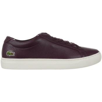 Scarpe Donna Sneakers basse Lacoste L 12 Marrone