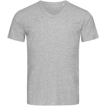 Abbigliamento Uomo T-shirt maniche corte Stedman Stars  Grigio screziato