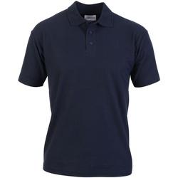 Abbigliamento Uomo Polo maniche corte Absolute Apparel  Blu navy
