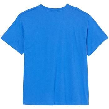 Abbigliamento Uomo T-shirt maniche corte Stedman  Blu reale acceso