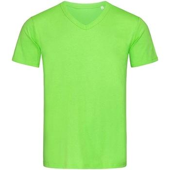 Abbigliamento Uomo T-shirt maniche corte Stedman Stars  Verde
