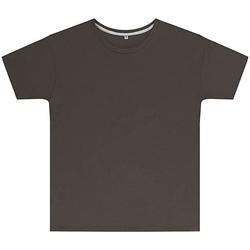 Abbigliamento Unisex bambino T-shirt maniche corte Sg SGTEEK Carbone